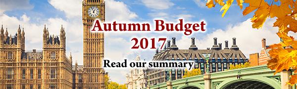 The Autumn Statement 2017